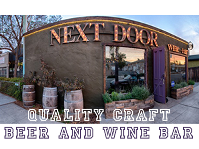 Next Door Craft Beer and Wines