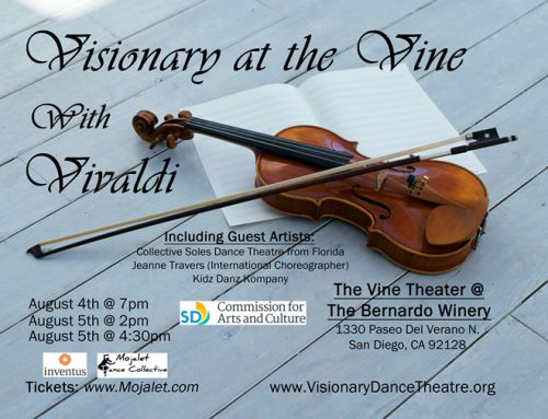 Visionary at the Vine with Vivaldi