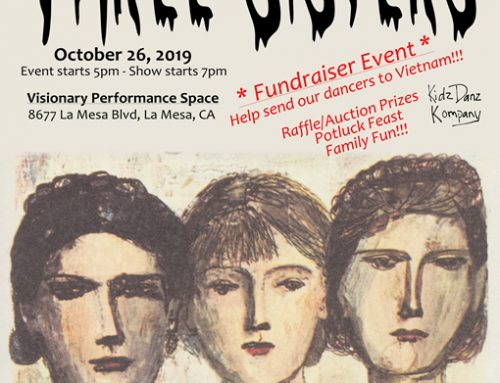 Three Sisters Fundraiser
